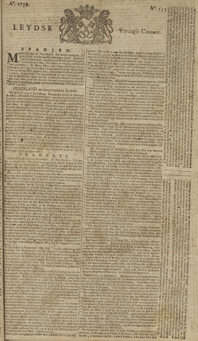 Leydse Courant 1759-12-21