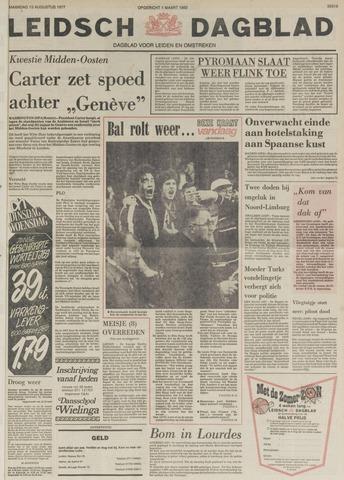 Leidsch Dagblad 1977-08-15