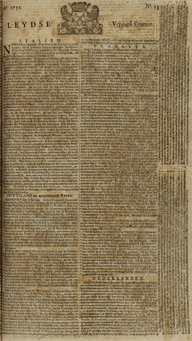 Leydse Courant 1751-01-29