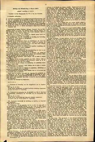 Handelingen van de Raad 1877-03-01