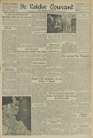 Leidse Courant 1947-10-29