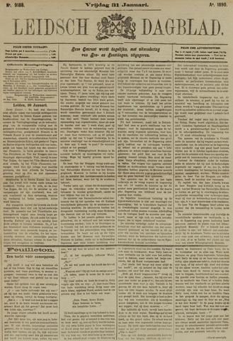 Leidsch Dagblad 1890-01-31