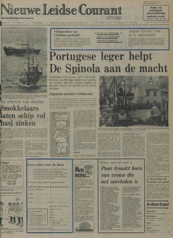 Nieuwe Leidsche Courant 1974-04-26