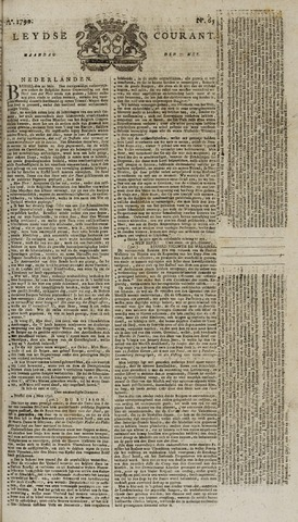 Leydse Courant 1790-05-31