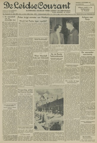 Leidse Courant 1949-11-08