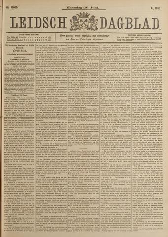 Leidsch Dagblad 1899-06-26