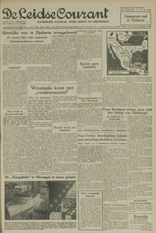 Leidse Courant 1952-10-20