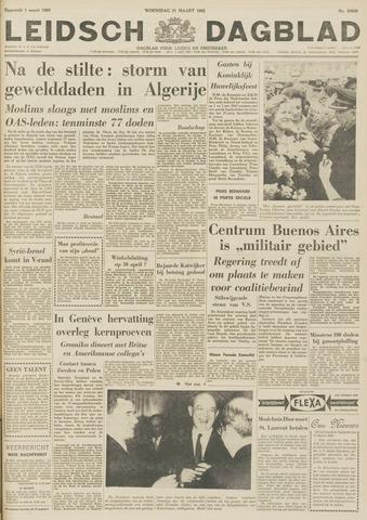 Leidsch Dagblad 1962-03-21