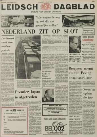 Leidsch Dagblad 1974-11-26