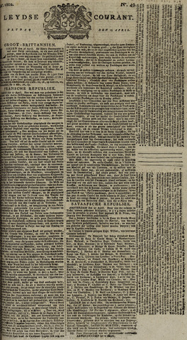 Leydse Courant 1802-04-23