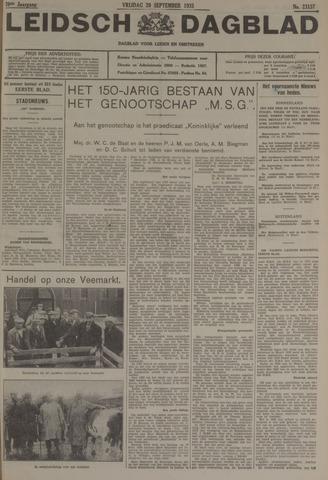 Leidsch Dagblad 1935-09-20