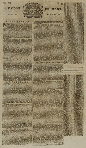 Leydse Courant 1803-04-25
