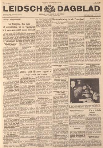 Leidsch Dagblad 1947-09-12