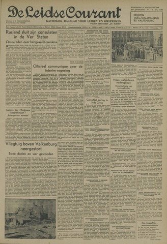 Leidse Courant 1948-08-25