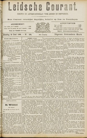 Leydse Courant 1890-06-10