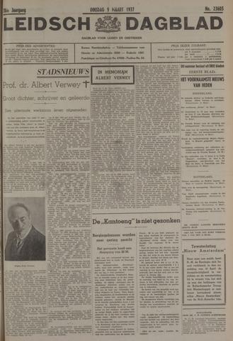 Leidsch Dagblad 1937-03-09