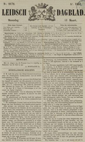 Leidsch Dagblad 1867-03-11