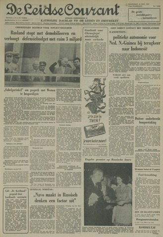 Leidse Courant 1961-07-10