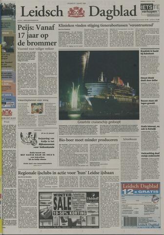 Leidsch Dagblad 2004-01-09