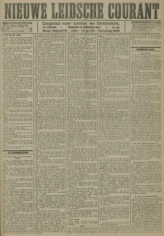 Nieuwe Leidsche Courant 1923-02-13