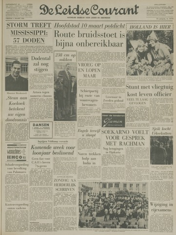 Leidse Courant 1966-03-04
