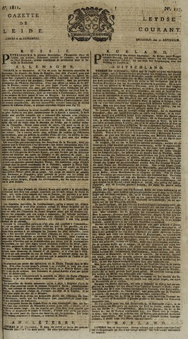 Leydse Courant 1811-09-30