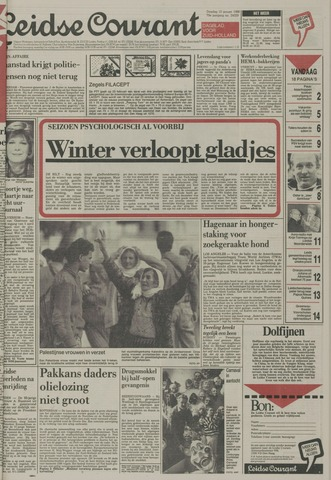 Leidse Courant 1988-01-12