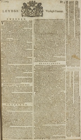 Leydse Courant 1769-01-06