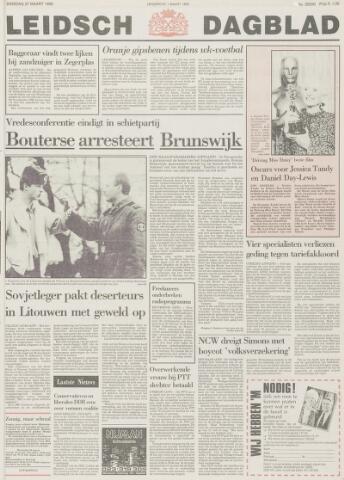 Leidsch Dagblad 1990-03-27