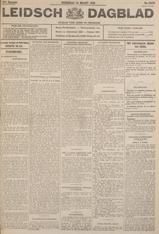 Leidsch Dagblad 1930-03-19