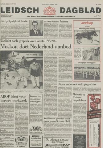 Leidsch Dagblad 1985-03-23