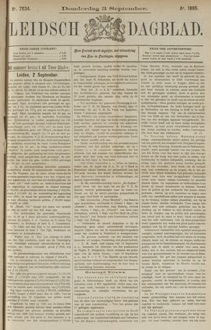 Leidsch Dagblad 1885-09-03