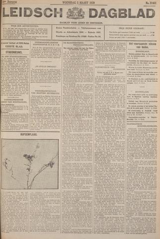 Leidsch Dagblad 1930-03-05