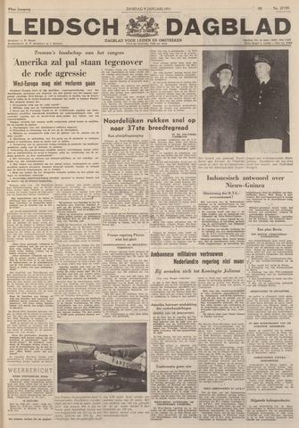 Leidsch Dagblad 1951-01-09