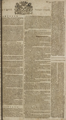 Leydse Courant 1773-03-19