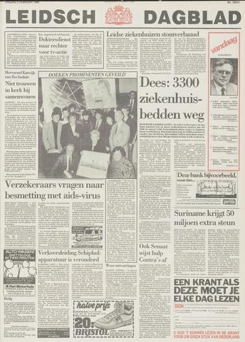 Leidsch Dagblad 1988-02-05