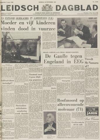 Leidsch Dagblad 1967-11-28
