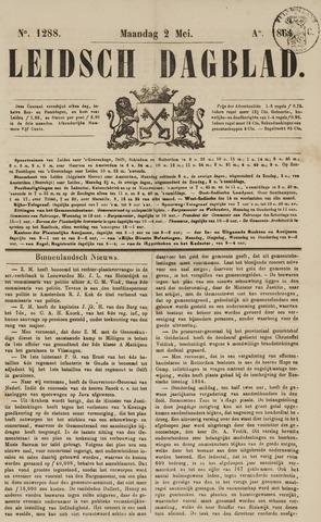Leidsch Dagblad 1864-05-02