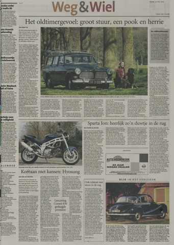 Leidsch Dagblad 2004-04-30