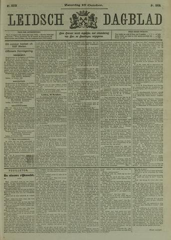 Leidsch Dagblad 1909-10-16
