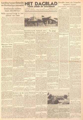Dagblad voor Leiden en Omstreken 1944-06-10