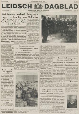 Leidsch Dagblad 1956-03-12