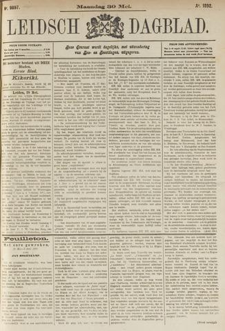Leidsch Dagblad 1892-05-30