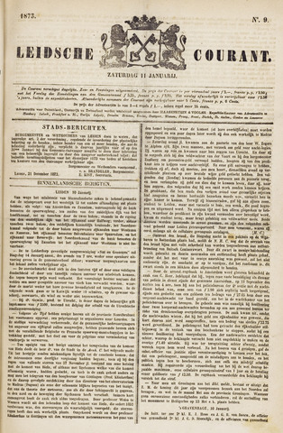Leydse Courant 1873-01-11