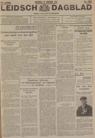 Leidsch Dagblad 1937-12-29