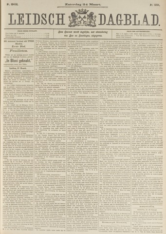 Leidsch Dagblad 1894-03-24