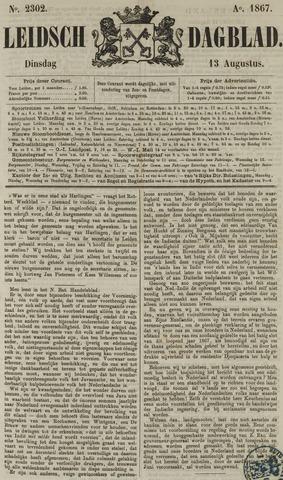 Leidsch Dagblad 1867-08-13
