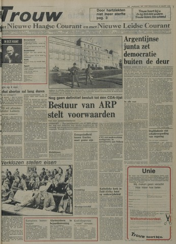 Nieuwe Leidsche Courant 1976-03-25