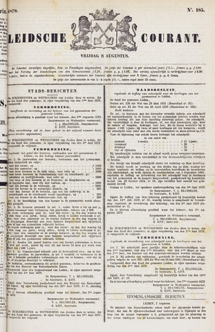 Leydse Courant 1879-08-08