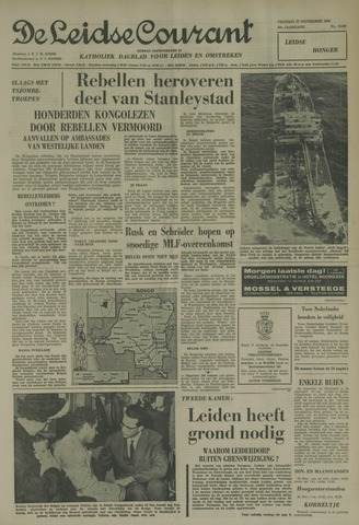 Leidse Courant 1964-11-27